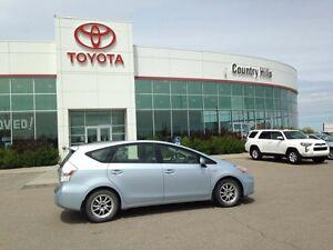 2014 Toyota PRIUS V Base