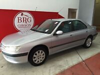 Peugeot 406 (silver) 1998