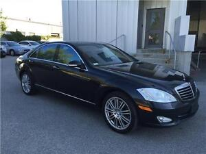 2008 MERCEDES BENZ S550 4MATIC LONG WHEEL BASE NIGHT VISION