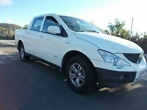 2009 Ssangyong Actyon Sports Ute Mount Louisa Townsville City Preview