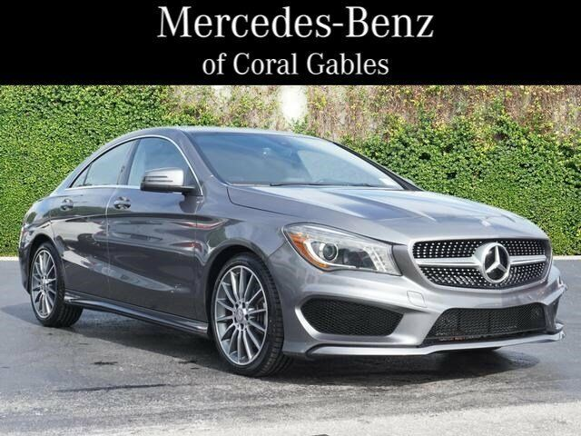 Image 1 Voiture American used Mercedes-Benz CLA-Class 2016