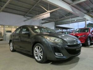 2009 Mazda 3 BL10L1 SP25 Grey 6 Speed Manual Sedan Edwardstown Marion Area Preview