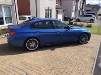 BMW 3 Series 318d F30 M Performance Edtition