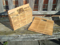 NEW LARGE BAMBOO BAGS