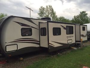 2013 Heritage Glen 312QBUD (Financing  Available)