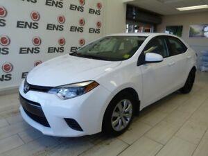 Toyota Certified 2016 Corolla LE  ***OIL CHANGES FOR LIFE***