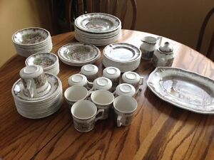 For Sale: Shakespeare's Sonnets dishware