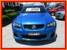 2011 Holden Commodore VE II SV6 Blue 6 Speed Manual Sedan North Parramatta Parramatta Area Preview