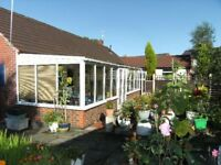 Semi Detached Bungalow,with land & P/permission additional detached bungalow..