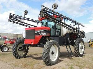 2006 Apache AS1010 Sprayer - 100', 1000gal, Outback GPS, 1649hrs