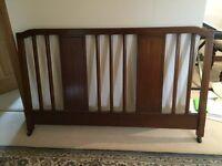 Headboard - Double Bed