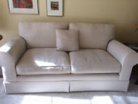 Three seater Sofa and Chairs