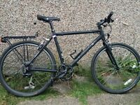 Mens Hybrid Bike - Revolution Courier Classic