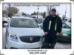 2013 Buick Verano | LEATHER MIX | LOADED | WARRANTY | ONLY 33KM