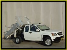 2009 Holden Colorado RC MY09 LX (4x2) White 5 Speed Automatic Spacecab Penrith Penrith Area Preview