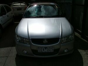 2004 Holden Commodore VZ Executive 4 Speed Automatic Sedan Coburg North Moreland Area Preview