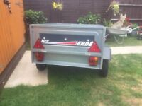 Brand New Tipping Trailer Heavy Duty - Great For Camping Fishing Etc Only £175