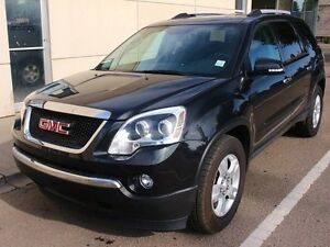 2012 GMC Acadia AWD 7 PASSENGER SUNROOF FINANCE AVAILABLE
