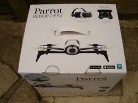 Parrot Bebop 2 Drone FPV Pack - Brand New