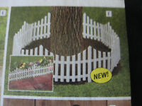 NEW small  flexible fence