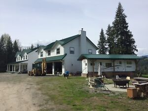 32ft Travelaire on Picturesque Acreage for rent!!!