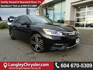 2016 Honda Accord Sport *One Owner*Local BC Car*