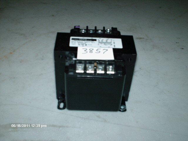 Siemens Industrial Control Transformer