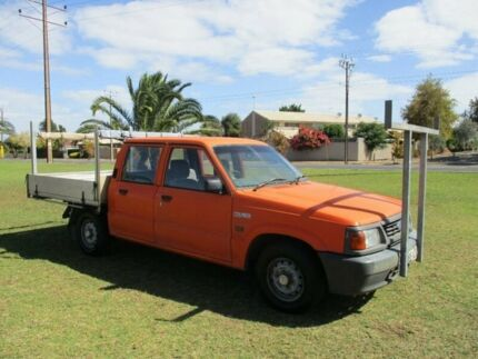 1998 Ford Courier 5 Speed Manual Crew Cab Pickup Alberton Port Adelaide Area Preview