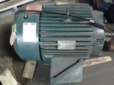 15 Hp 460 Volt 324u Frame 1175 Rpm Ac Motor