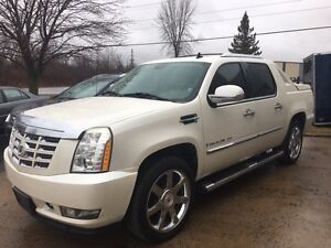 2008 Cadillac Escalade EXT - Saftey and Etested