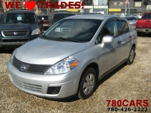 2010 Nissan Versa 1.6S - LOW LOW KM - REMOTE START - WE BUY CARS
