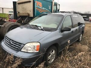 2005 Ford Freestar Fourgonnette, fourgon
