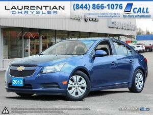 2013 Chevrolet Cruze LT Turbo-THE BACK TO SCHOOL CAR!