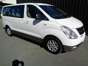 2015 Hyundai iMAX White 5 Speed Automatic Passenger Bus Chifley Woden Valley Preview