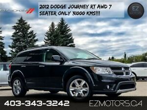 2012 Dodge Journey R/T|7 SEATER|AWD|0NE OWNER!!!