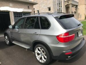 BMW X5 3.0si  Only 160 K, 2007, Navigation, Panoramic