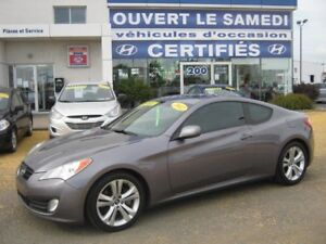 2012 Hyundai Genesis Coupe PREMIUM ** tout simplement wow **