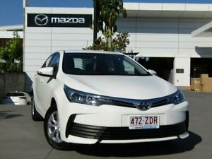 2018 Toyota Corolla ZRE172R Ascent S-CVT White 7 Speed Constant Variable Sedan Maroochydore Maroochydore Area Preview