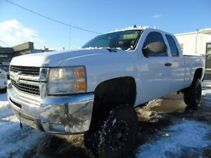 2008 CHEVROLET 2500 SILVERADO 4X4 6 INCH LIFT MICKEY THOMPSONS