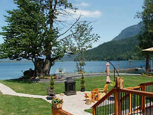 Reduced! Waterfront RV lot with a Beautiful View!
