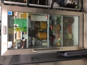 Commercial Fridge and Freezer - Frigidaire