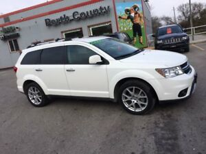 2017 Dodge Journey GT|Leather|Remote Start|LOW KMS