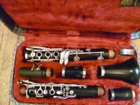 B&H Symphony 1010 Bb clarinet -beautiful condition, superb sound, bargain price