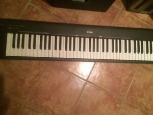Yamaha Keyboard 78 Key-$250