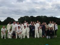 Friendly cricket in south-east England - new players welcome!