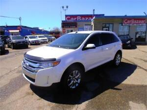 2014 Ford Edge SEL 4Cylinder with Navigation Easy Financing