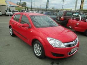 2008 Holden Astra AH MY08 CD Red 4 Speed Automatic Hatchback Coopers Plains Brisbane South West Preview