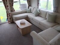 Stunning Caravan For Sale, Sea-Views & Beach Access, Nr Haggerston & Berwick, Eyemouth Holiday Park