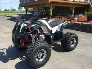 Pro T-Force 125cc Kids ATV Casselman Performance