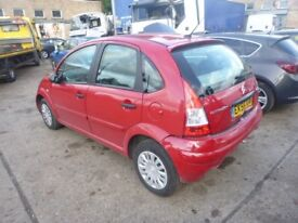 CITROEN C3 - EK56YOW - DIRECT FROM INS CO